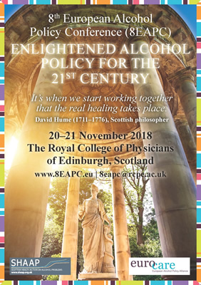 8th European Alcohol Policy Conference