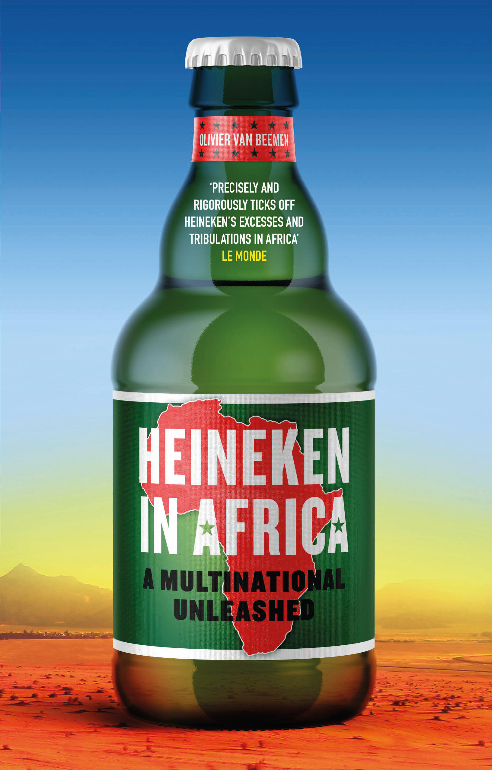 Cover Heineken in Africa for social media