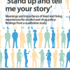 'Stand up and tell me your story' - SHAAP report on lived experience