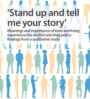 'Stand up and tell me your story': Launch of new SHAAP report